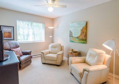 Muskoka Bass Rock Apartment-second bedroom
