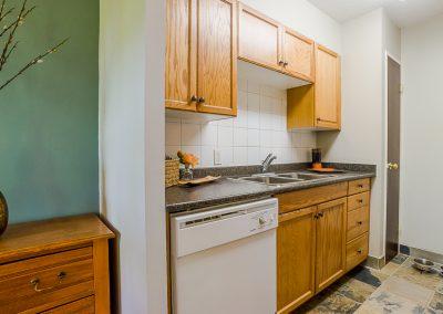 Muskoka Bass Rock Apartment-kitchen decor