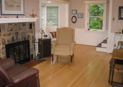 Aubrey House-hardwood floors