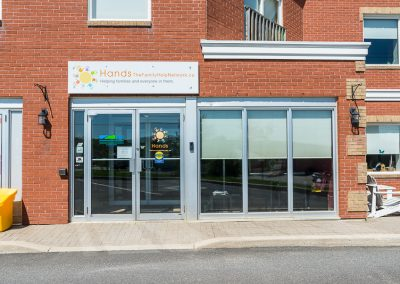Bracebridge office building