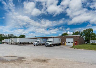 Barrie trucking terminal-1