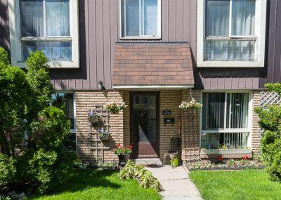 Blake Street Apartment-entrance