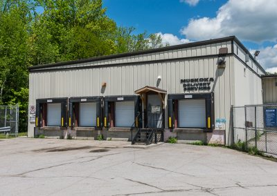 Bracebridge Trucking Terminal