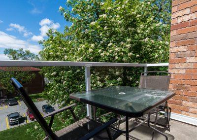 Edgehill Apartment-private balconies-2