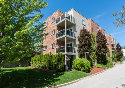 Edgehill Apartment-exterior facade