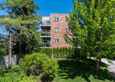 Edgehill Apartment-private balconies