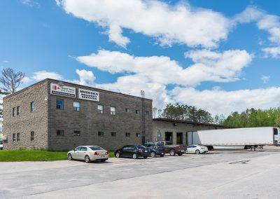 North Bay Trucking Terminal