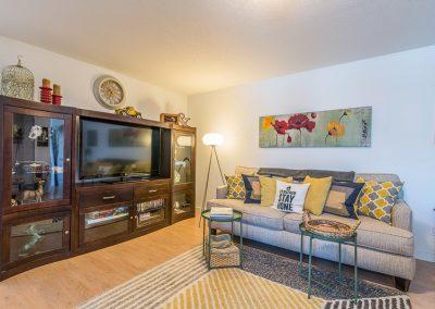 Perth Apt-great living room