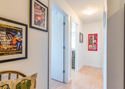 Perth Apt-interior hallways