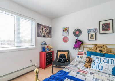 Perth Apt-bedroom