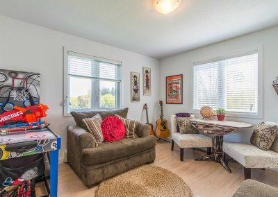 Perth Apt-living room