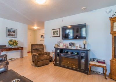 Perth Apt-living or sitting room